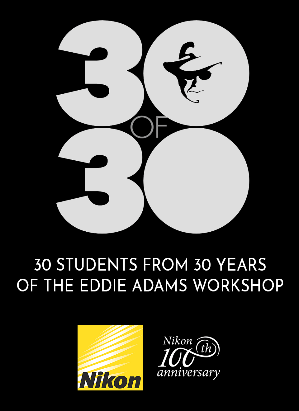 30 Students from 30 Years of the Eddie Adams Workshop